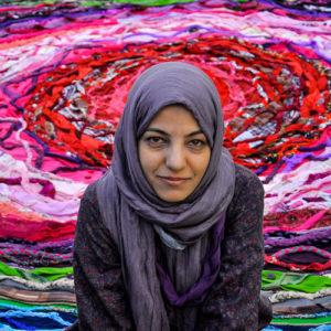 Tara Goudarzi portrait